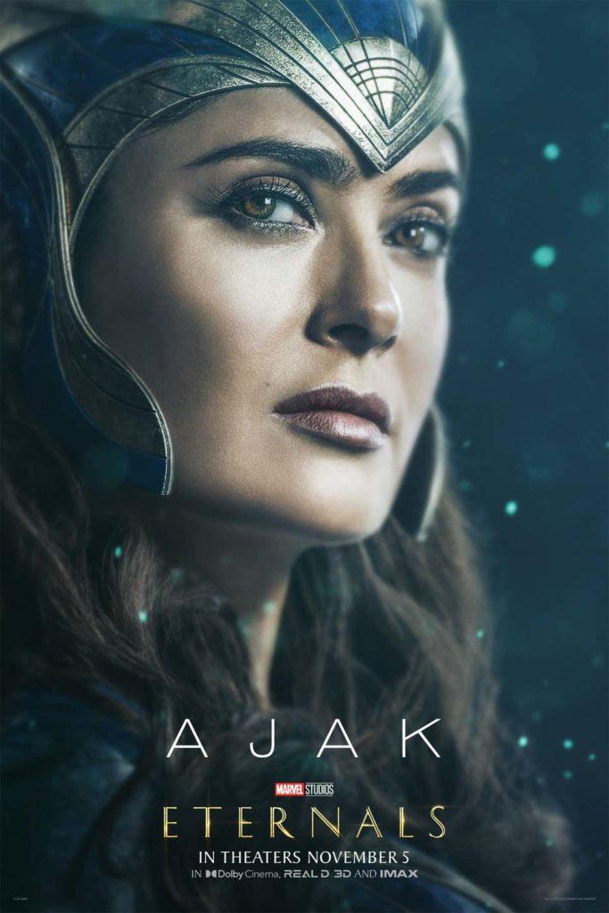 Ajak Poster