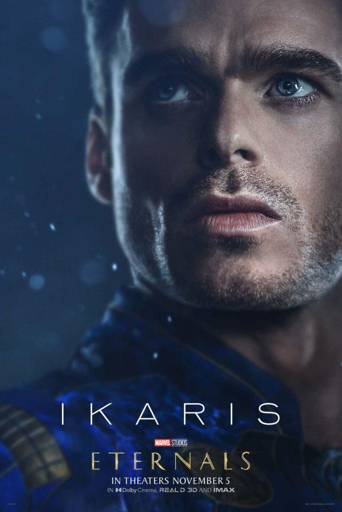 Ikaris Poster
