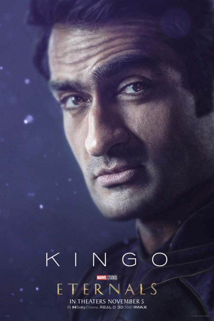 Kingo Poster