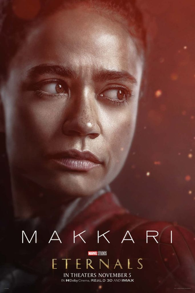 Makkari Poster