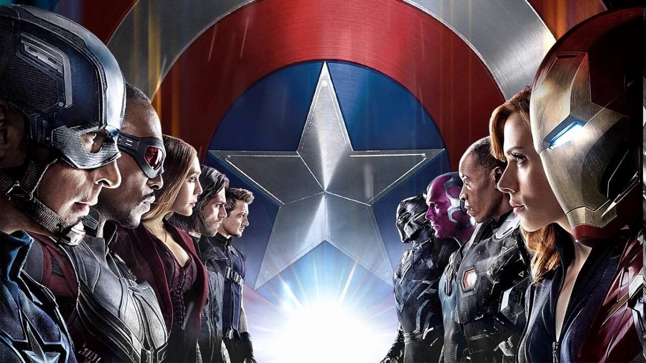 The First Avenger Civil War   Trailer 20 • HeldenWiki