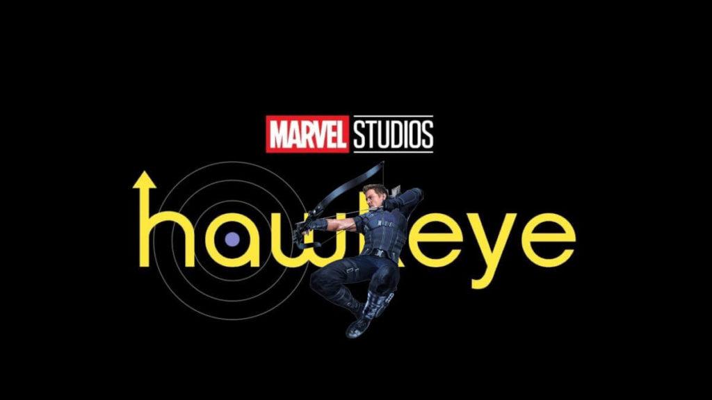 Hawkeye Schriftzug