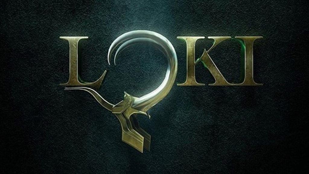 Loki Schriftzug