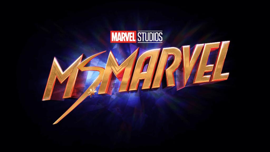 Ms. Marvel Schriftzug
