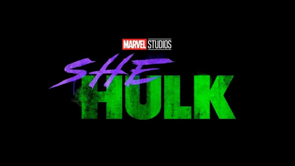 She Hulk Schriftzug