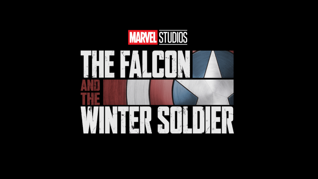 The Falcon And The Winter Schriftzug