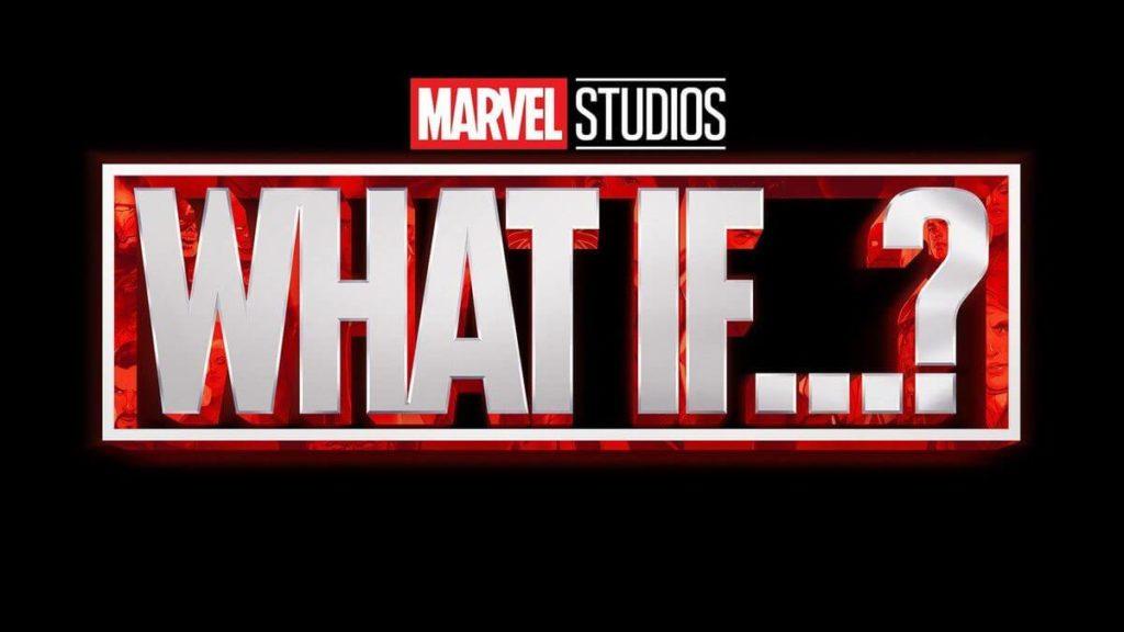What If...? Schriftzug