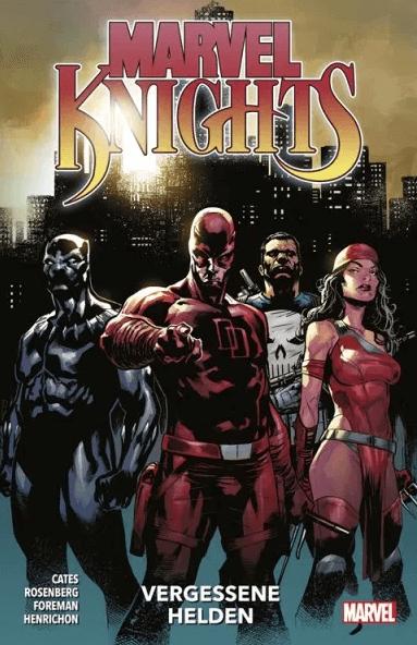 Marvel Knights Comic