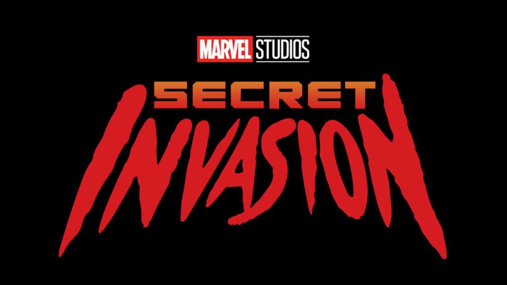 Secret Invasion Serien Logo