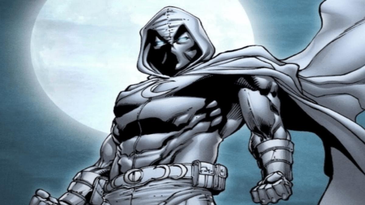 Moon Knight Charakter Bild