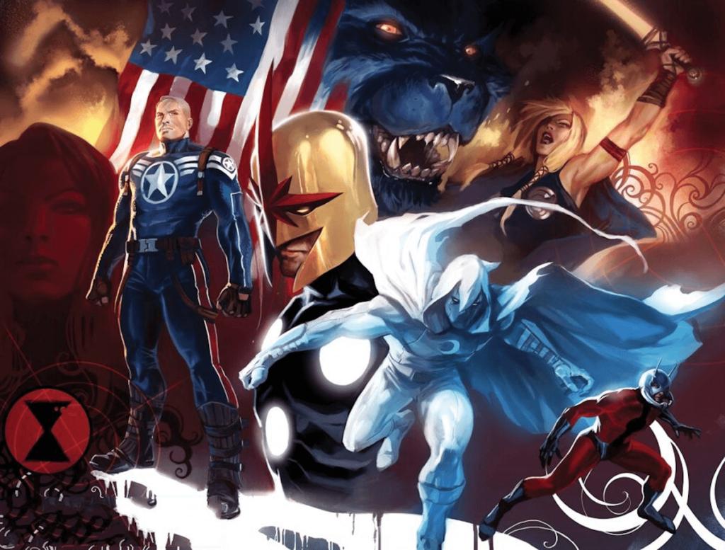 Moon Knight und die Secret Avengers